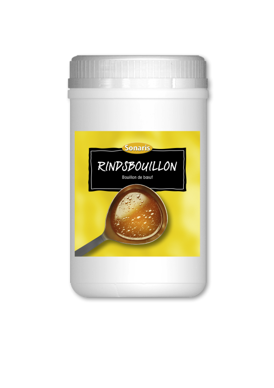 Rindsbouillon Paste