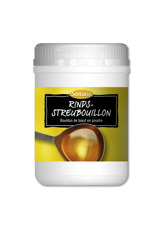 Rinds-Streubouillon